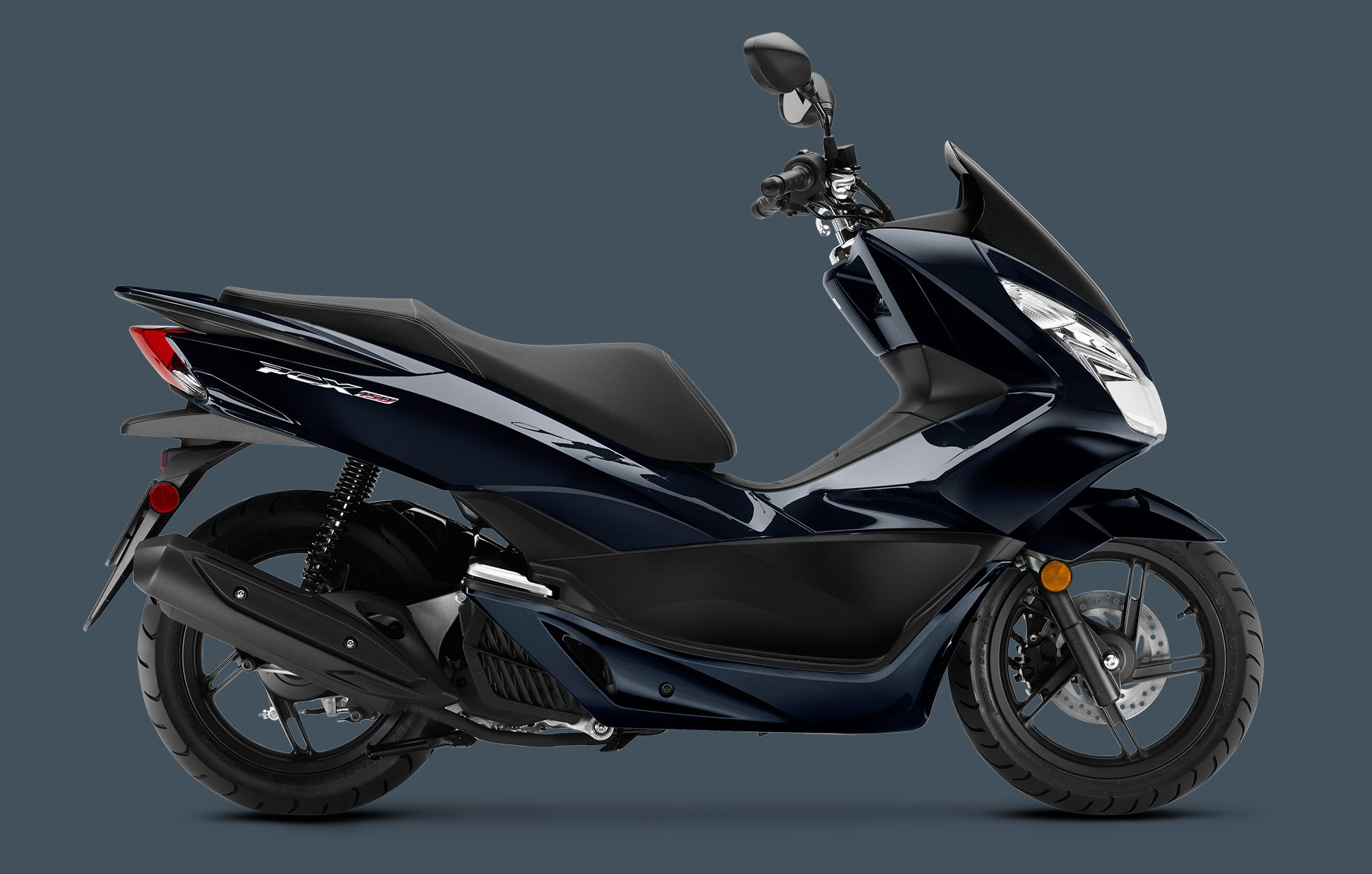new 2018 honda pcx150 scooters in fort wayne in. Black Bedroom Furniture Sets. Home Design Ideas