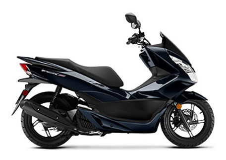 2018 Honda PCX150 in Ashland, Kentucky - Photo 1
