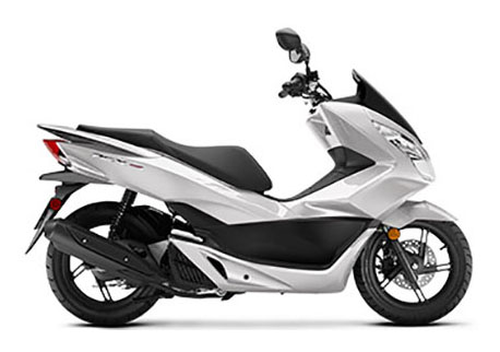 2018 Honda PCX150 in Erie, Pennsylvania - Photo 1