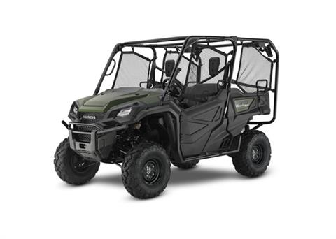 2018 Honda Pioneer 1000-5 in Newport, Maine