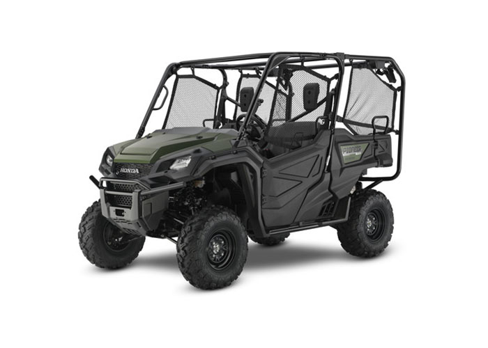 2018 Honda Pioneer 1000-5 in Bastrop In Tax District 1, Louisiana