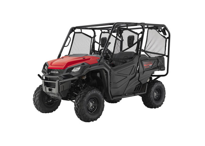 2018 Honda Pioneer 1000-5 in Rice Lake, Wisconsin - Photo 1