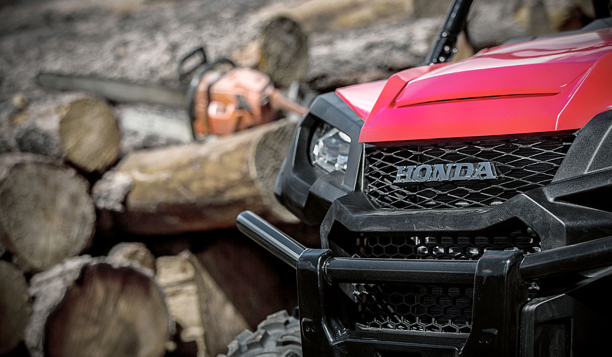 2018 Honda Pioneer 1000-5 in Beloit, Wisconsin