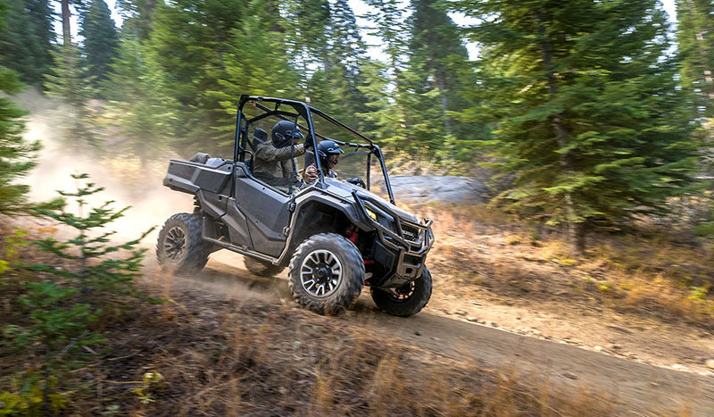 2018 Honda Pioneer 1000-5 Deluxe in Port Angeles, Washington - Photo 10