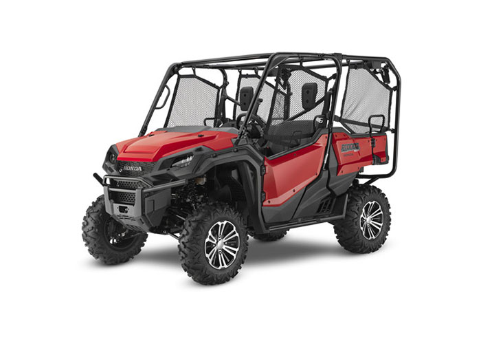 2018 Honda Pioneer 1000-5 Deluxe in Aurora, Illinois - Photo 4