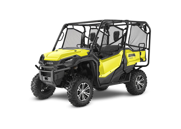 2018 Honda Pioneer 1000-5 Deluxe in Greenville, North Carolina