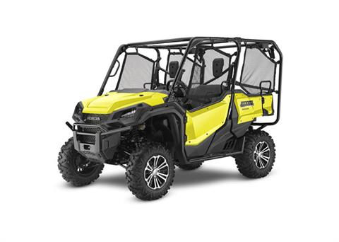 2018 Honda Pioneer 1000-5 Deluxe in Broken Arrow, Oklahoma