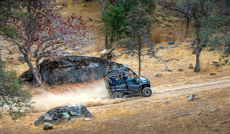2018 Honda Pioneer 1000-5 Deluxe in Beckley, West Virginia - Photo 18