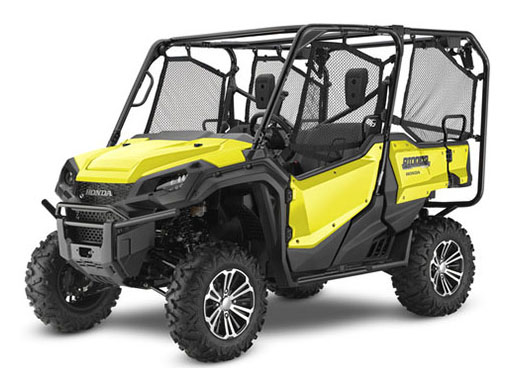 2018 Honda Pioneer 1000-5 Deluxe in Clovis, New Mexico - Photo 1