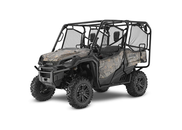 2018 Honda Pioneer 1000-5 Deluxe in Baldwin, Michigan