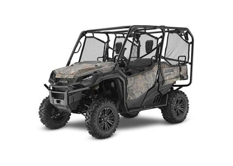 2018 Honda Pioneer 1000-5 Deluxe in Adams Center, New York