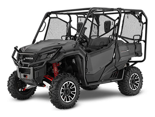 2018 Honda Pioneer 1000-5 LE in Fairbanks, Alaska - Photo 1
