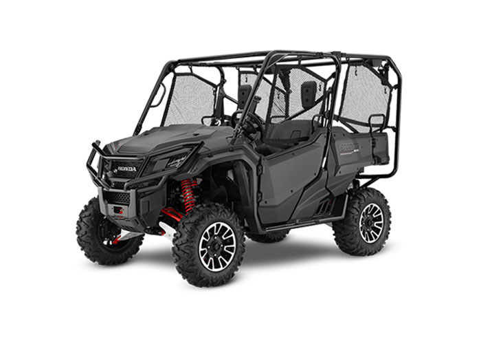2018 Honda Pioneer 1000-5 LE in Crystal Lake, Illinois