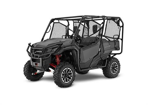 2018 Honda Pioneer 1000-5 LE in Monroe, Michigan
