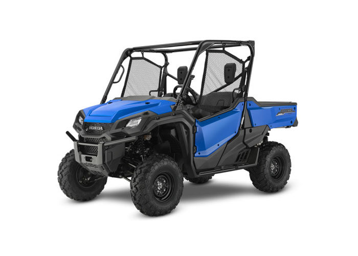 2018 Honda Pioneer 1000 EPS in Davenport, Iowa