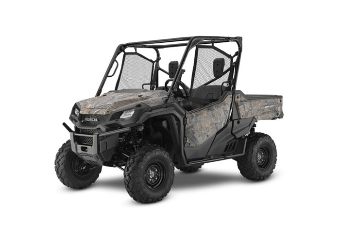 2018 Honda Pioneer 1000 EPS in Cedar City, Utah