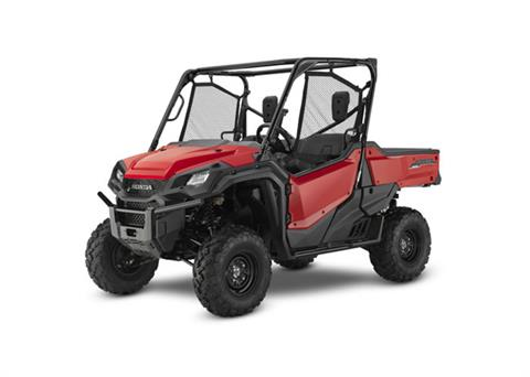 2018 Honda Pioneer 1000 EPS in Brunswick, Georgia