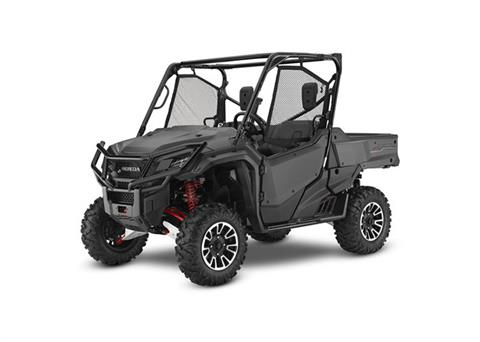 2018 Honda Pioneer 1000 LE in Prosperity, Pennsylvania