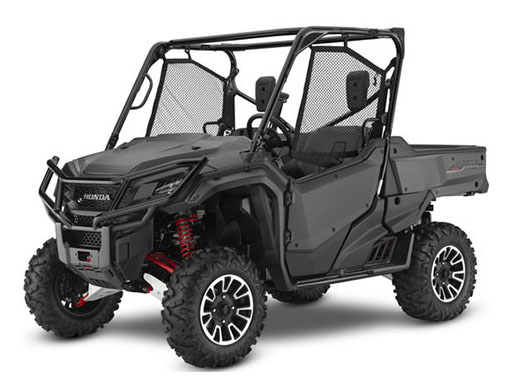 2018 Honda Pioneer 1000 LE in Littleton, New Hampshire