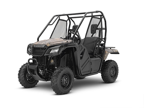 2018 Honda Pioneer 500 in Rice Lake, Wisconsin