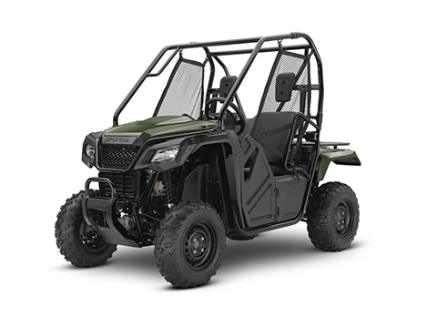 2018 Honda Pioneer 500 in Danbury, Connecticut