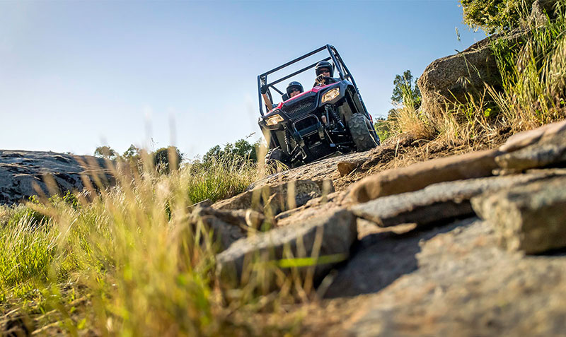 2018 Honda Pioneer 500 in Lagrange, Georgia - Photo 5