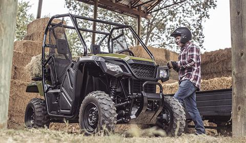 2018 Honda Pioneer 500 in Lewiston, Maine