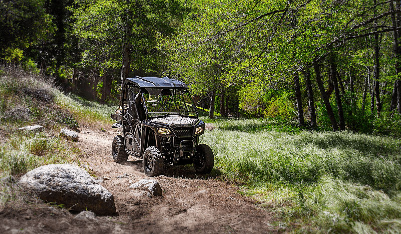 2018 Honda Pioneer 500 in Lapeer, Michigan - Photo 7