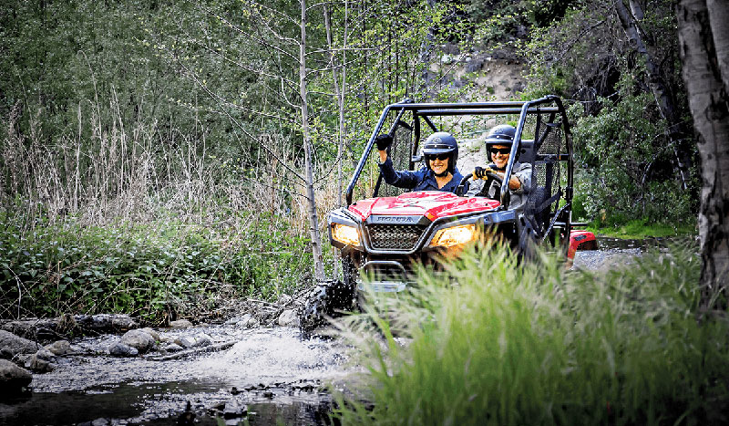 2018 Honda Pioneer 500 in Missoula, Montana - Photo 12