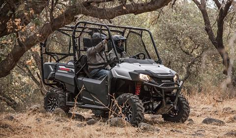 2018 Honda Pioneer 700-4 Deluxe in Middletown, New Jersey