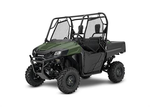 2018 Honda Pioneer 700 in Sterling, Illinois