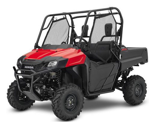 2018 Honda Pioneer 700 in Monroe, Michigan