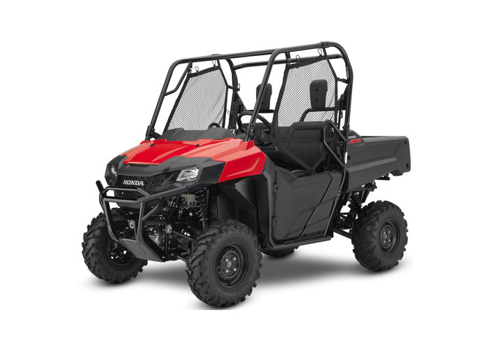 2018 Honda Pioneer 700 in Huntington Beach, California