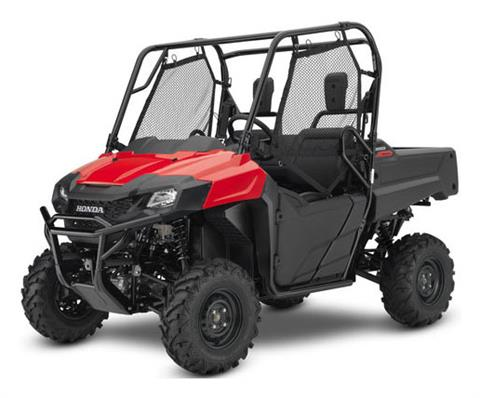 2018 Honda Pioneer 700 in West Bridgewater, Massachusetts