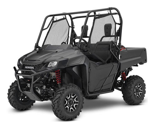 2018 Honda Pioneer 700 Deluxe in Hendersonville, North Carolina