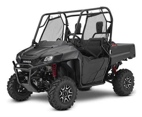 2018 Honda Pioneer 700 Deluxe in West Bridgewater, Massachusetts