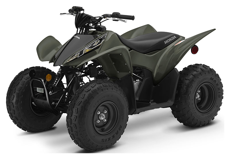 2019 Honda TRX90X in Lewiston, Maine