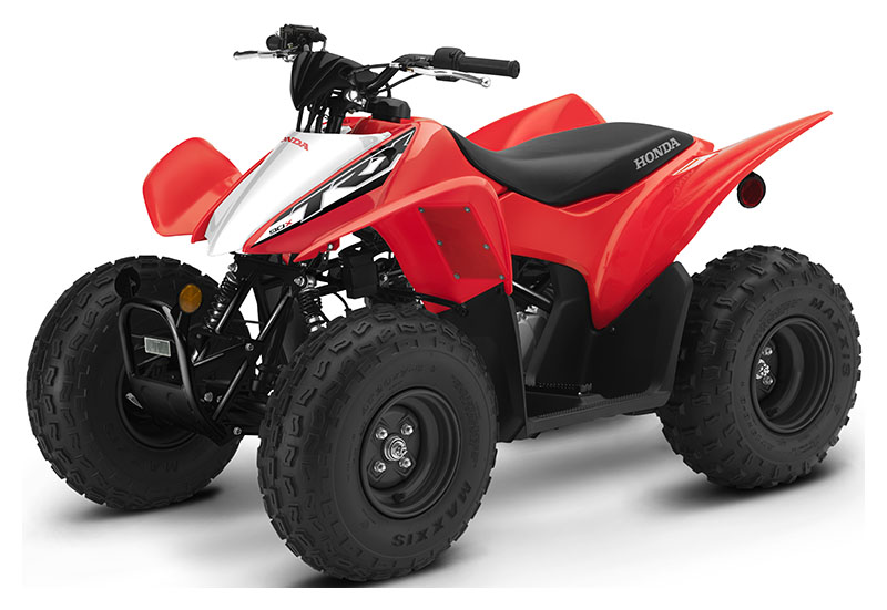 2019 Honda TRX90X in Lakeport, California