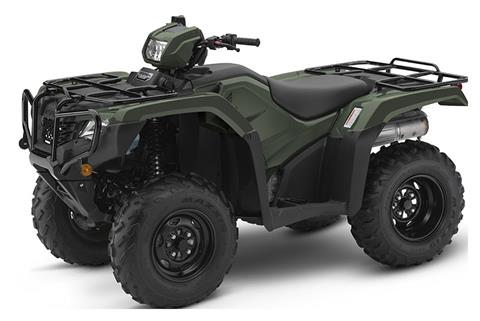 2019 Honda FourTrax Foreman 4x4 in Crystal Lake, Illinois