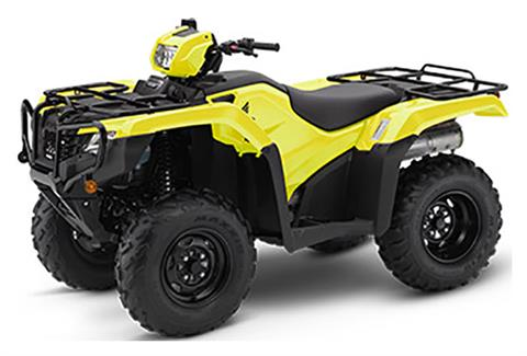2019 Honda FourTrax Foreman 4x4 in Merced, California