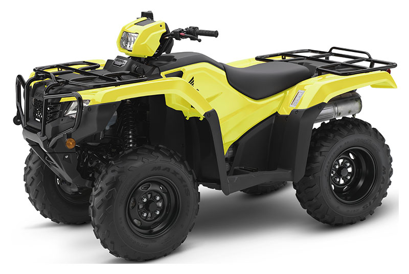 2019 Honda FourTrax Foreman 4x4 in Grass Valley, California