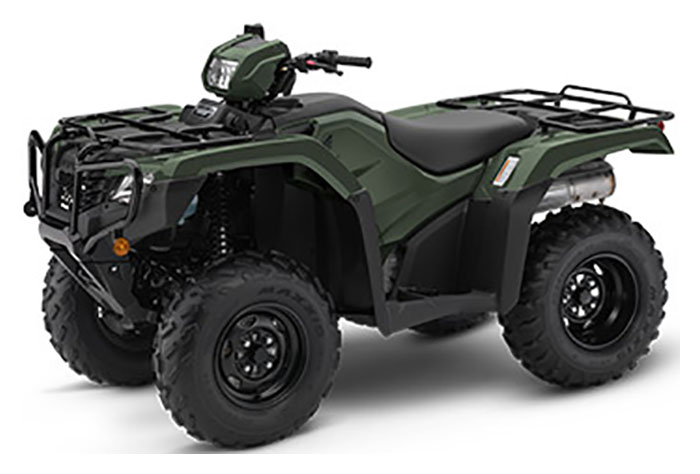 2019 Honda FourTrax Foreman 4x4 in Leland, Mississippi