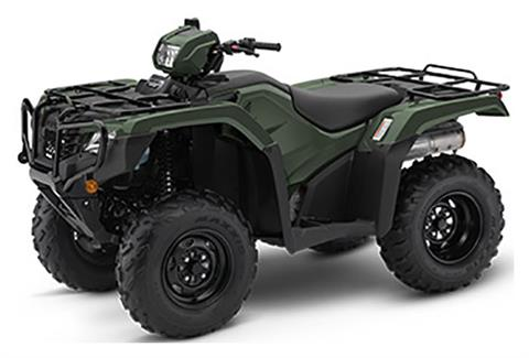 2019 Honda FourTrax Foreman 4x4 in Ukiah, California