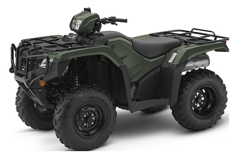 2019 Honda FourTrax Foreman 4x4 in Adams, Massachusetts