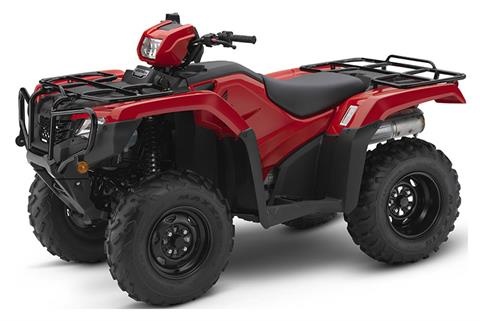 2019 Honda FourTrax Foreman 4x4 in North Reading, Massachusetts