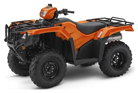 2019 Honda FourTrax Foreman 4x4 ES EPS in Northampton, Massachusetts