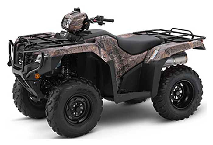 2019 Honda FourTrax Foreman 4x4 ES EPS in Harrisburg, Illinois