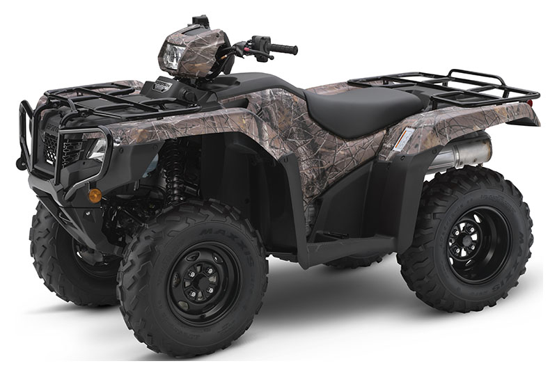 2019 Honda FourTrax Foreman 4x4 ES EPS in Danbury, Connecticut
