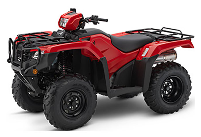 2019 Honda FourTrax Foreman 4x4 ES EPS in Huntington Beach, California