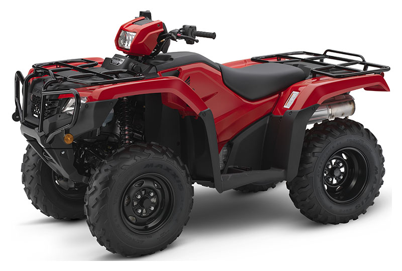 2019 Honda FourTrax Foreman 4x4 ES EPS in Hollister, California